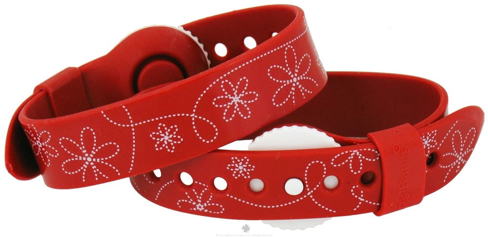 Psi Bands - Nausea Relief Wrist Band Drug Free Daisy Chain - 2 Band(s)