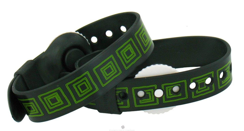 Psi Bands - Nausea Relief Wrist Band Drug Free Block Party - 2 Band(s)