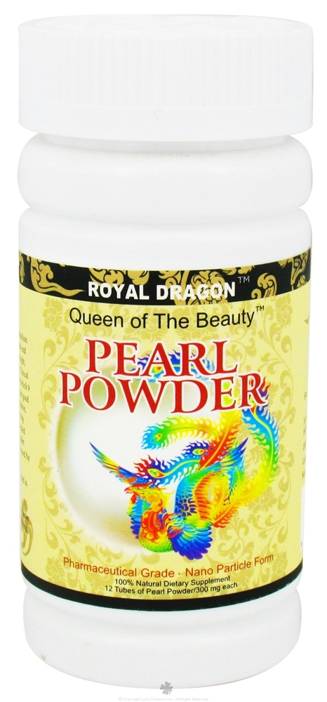 Royal Dragon - Pearl Powder - 12 Tubes