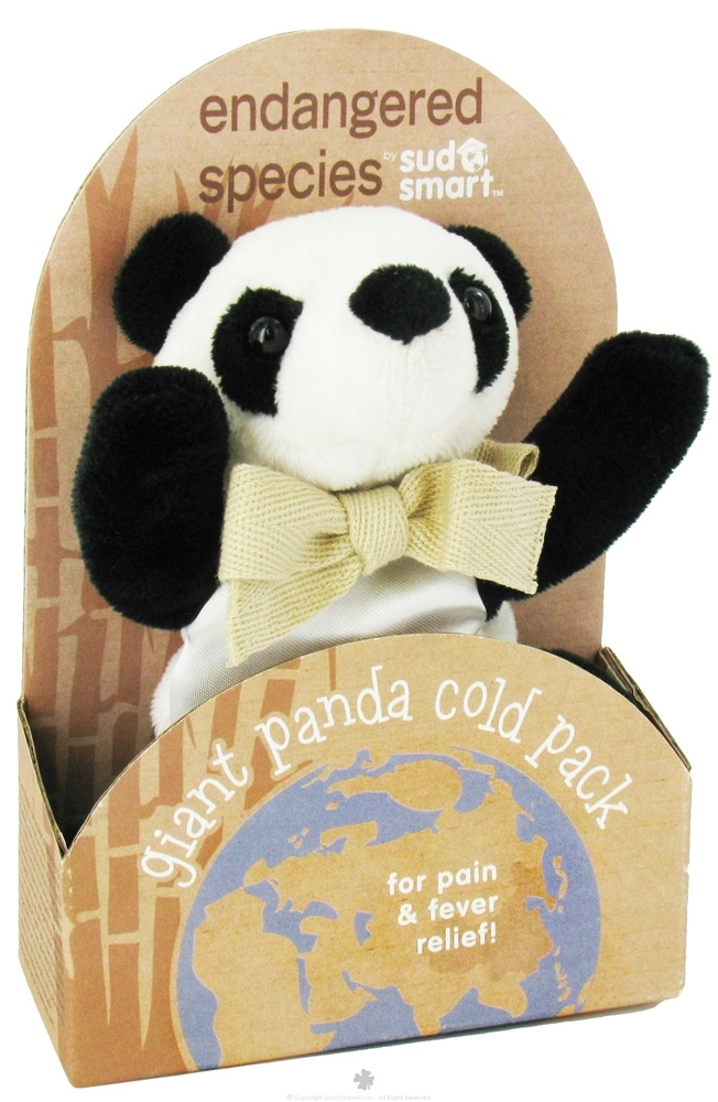 Health Science Labs - Endangered Species Cold Pack Giant Panda - CLEARANCE PRICED