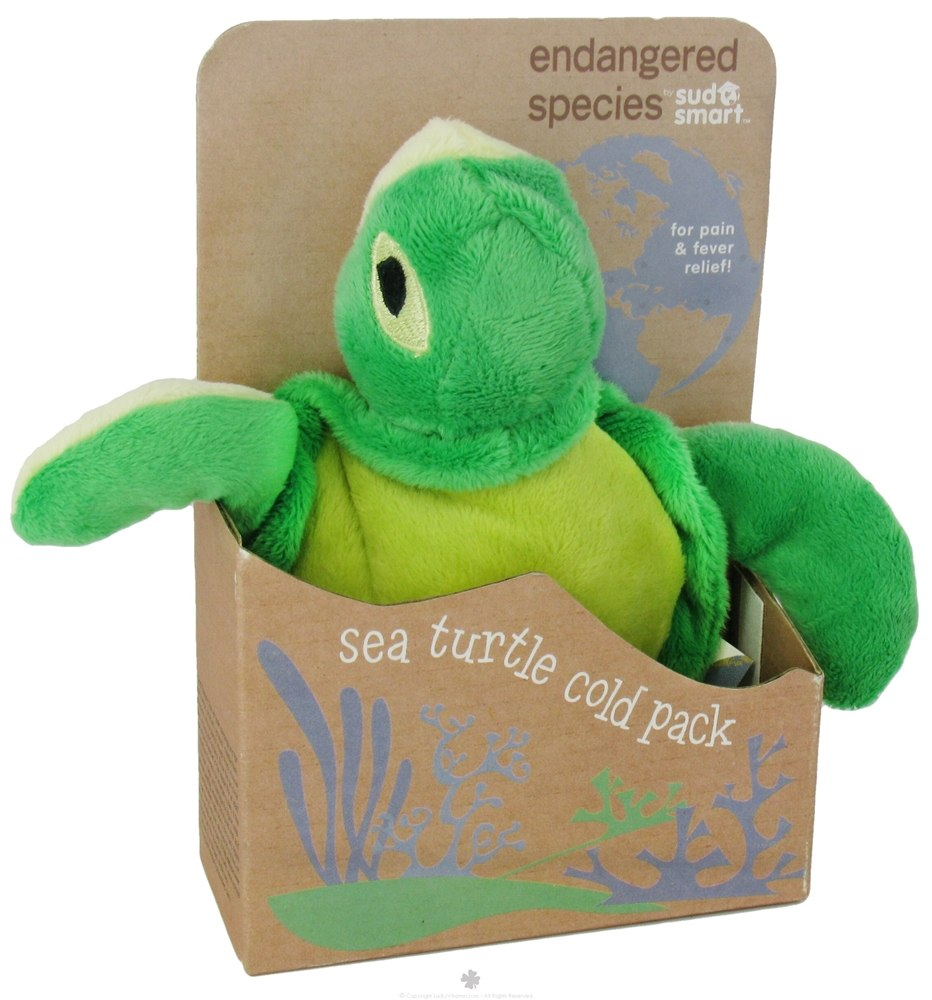 Health Science Labs - Endangered Species Cold Pack Sea Turtle - CLEARANCE PRICED