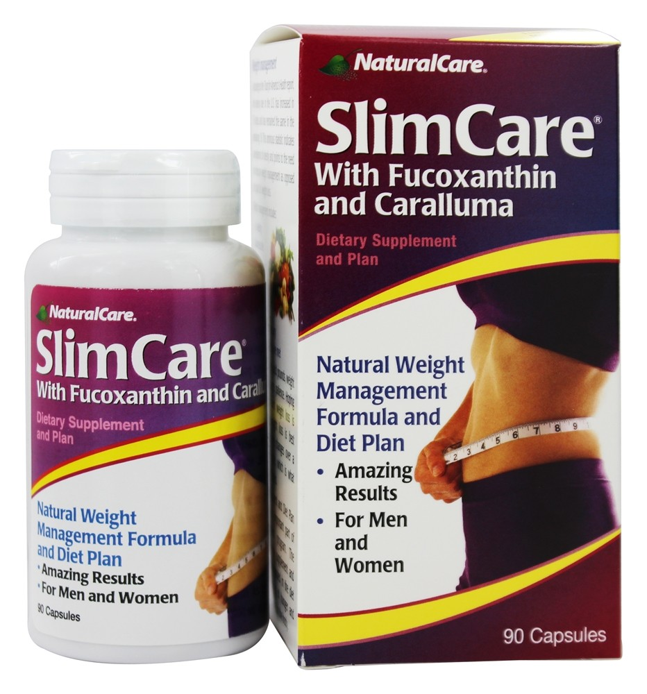 ... balance slimcare with fucoxanthin and caralluma 90 capsules contains