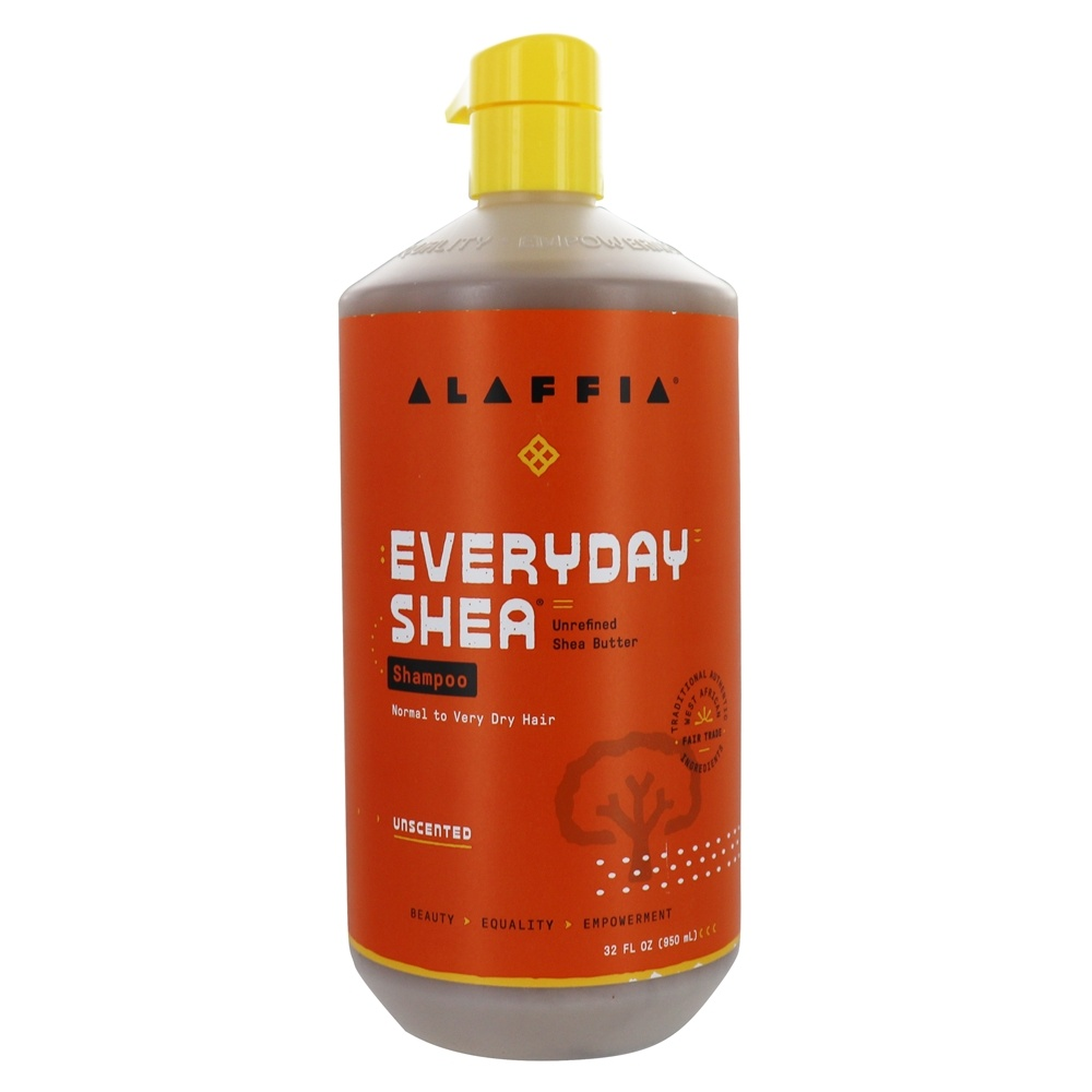 Everyday Shea - Moisturizing Shampoo Unscented - 32 oz.