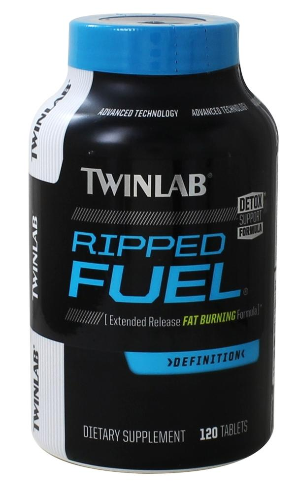 Twinlab - Ripped Fuel - 120 Tablets
