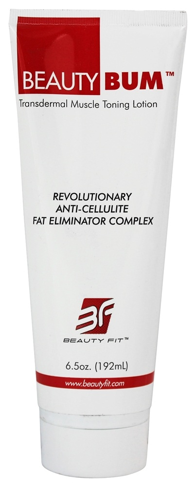 BeautyFit - BeautyBum Transcendental Muscle Toning Lotion - 6.5 oz. CLEARANCE PRICED