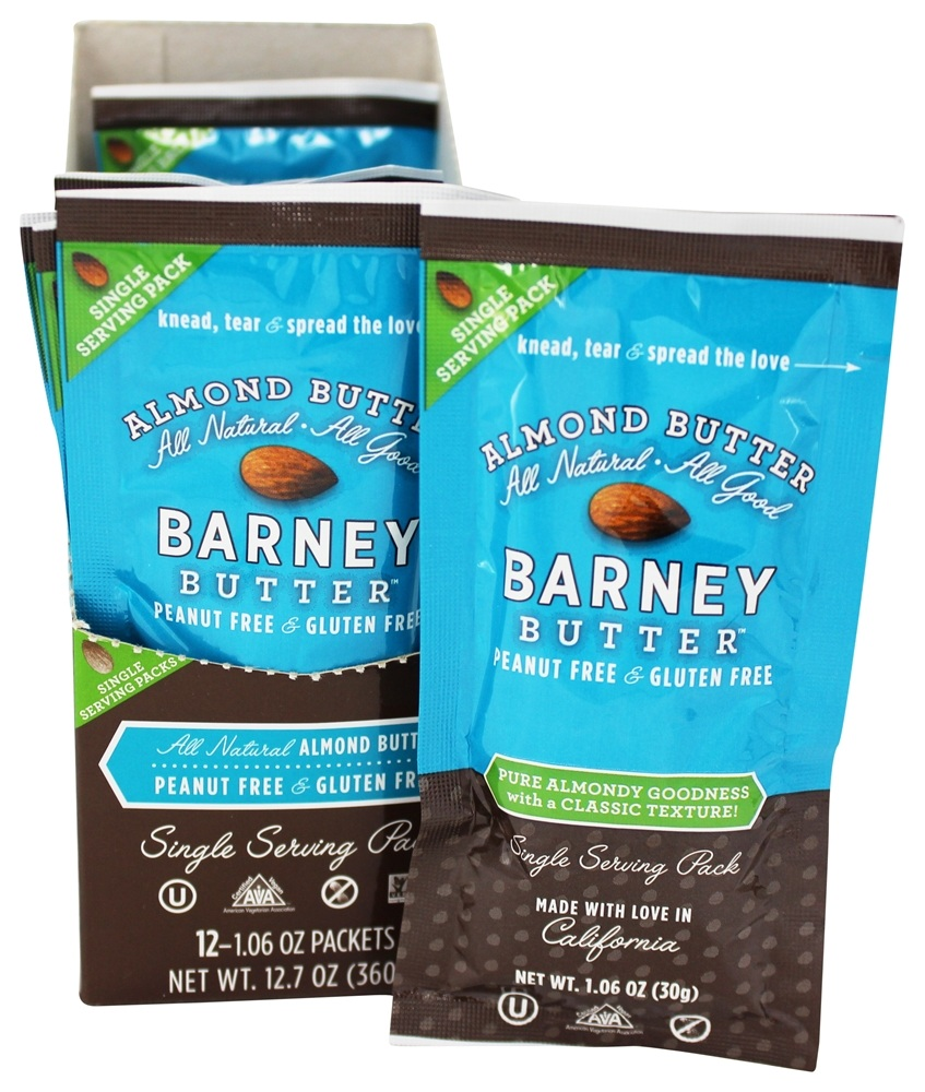 Barney Butter - Almond Butter - 1.06 oz.