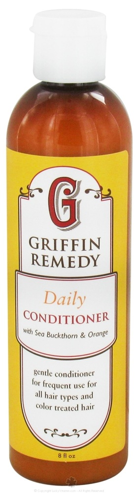 Griffin Remedy - Daily Conditioner with Sea Buckthorn and Orange - 8 oz.