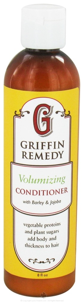 Griffin Remedy - Volumizing Conditioner with Barley and Jojoba - 8 oz.