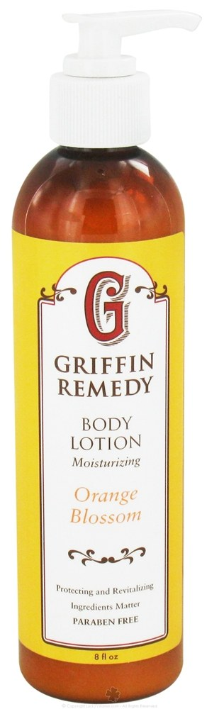 Griffin Remedy - Moisturizing Body Lotion Orange Blossom - 8 oz.