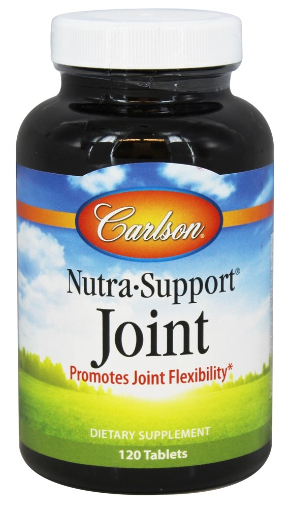 Carlson Labs - Nutra-Support Joint - 120 Tablets