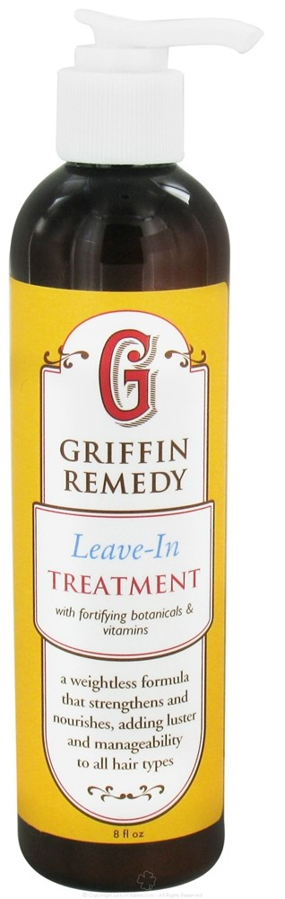 Griffin Remedy - Leave-In Treatment with Fortifying Botanicals and Vitamins - 8 oz.