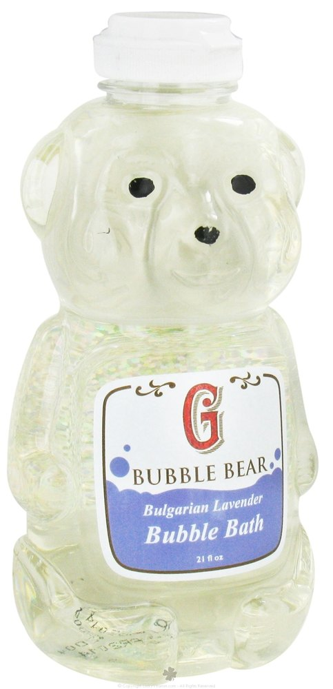 Griffin Remedy - Bubble Bear Bubble Bath Bulgarian Lavender - 21 oz.