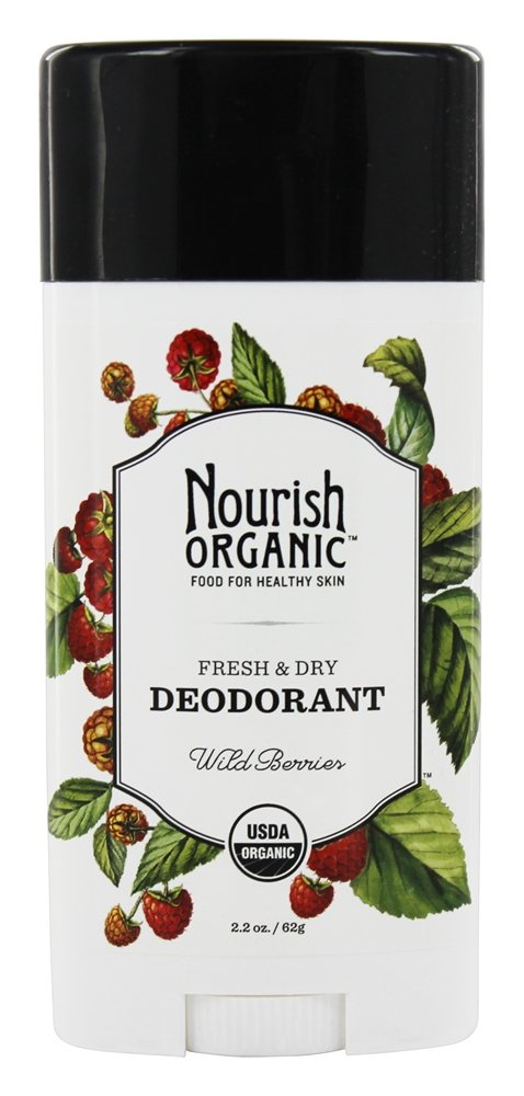 Nourish - Organic Deodorant Wild Berries - 2.2 oz.