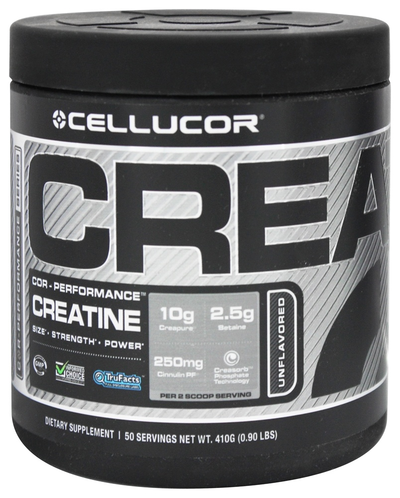 Cellucor - Cor-Performance Series Creatine Unflavored 50 Servings - 410 Grams