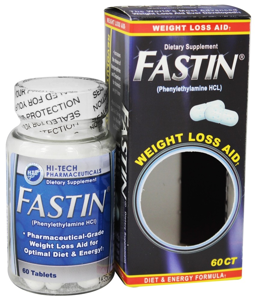 Hi-Tech Pharmaceuticals - Fastin Rapid Fat Loss Catalyst - 60 Tablets