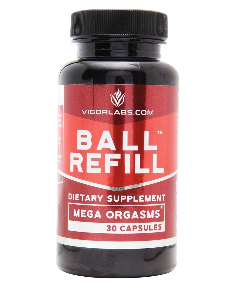Vigor Labs - Ball Refill - 30 Capsules