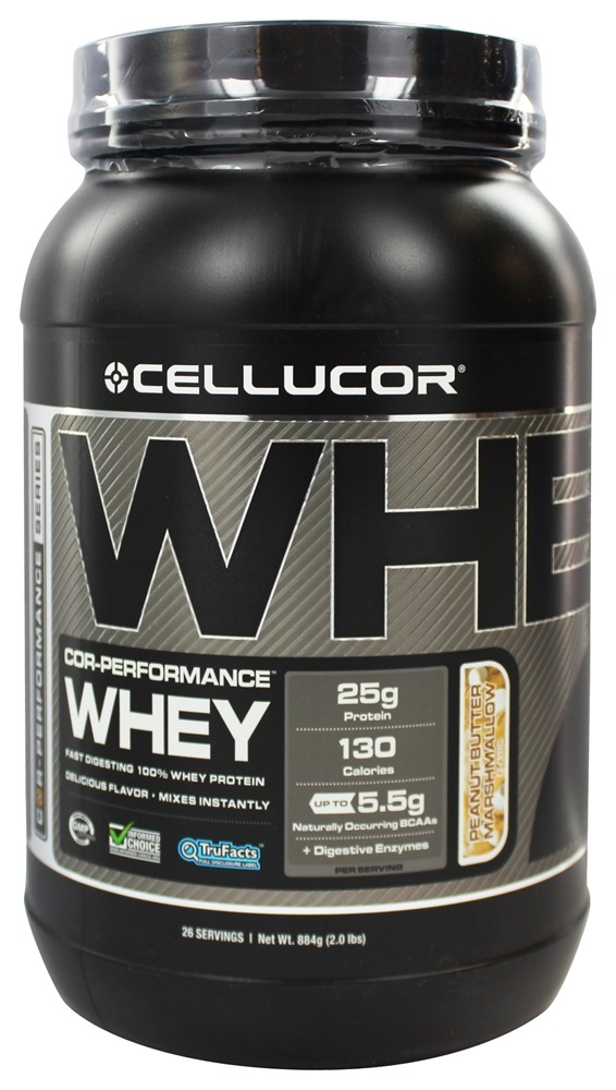 Cellucor - Cor-Performance Series Whey Peanut Butter Marshmallow - 2 lbs.