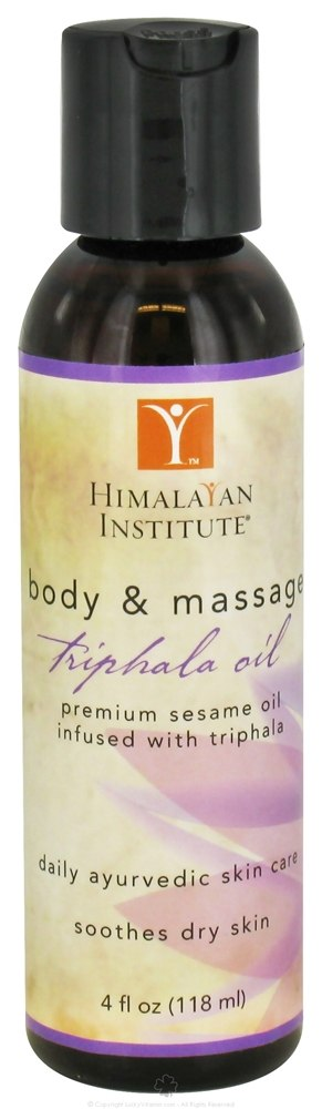 Himalayan Institute - Triphala Oil - 4 oz.