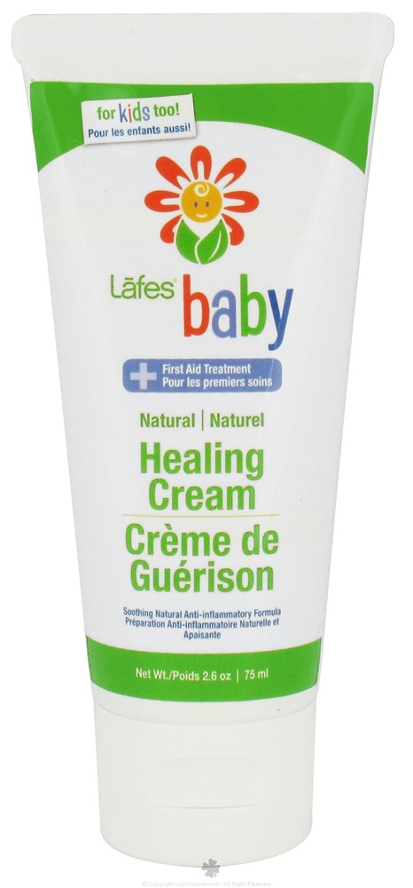 Lafes - Baby Natural Healing Cream First Aid Treatment - 2.6 oz. CLEARANCE PRICED