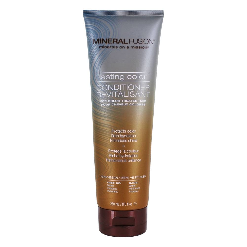 Mineral Fusion - Conditioner Lasting Color For Color-Treated Hair - 8.5 oz.