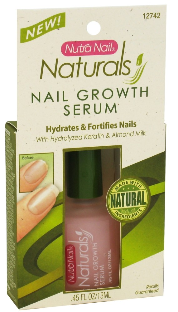 Nutra Nail - Naturals Nail Growth Serum - 0.45 oz. CLEARANCED PRICED