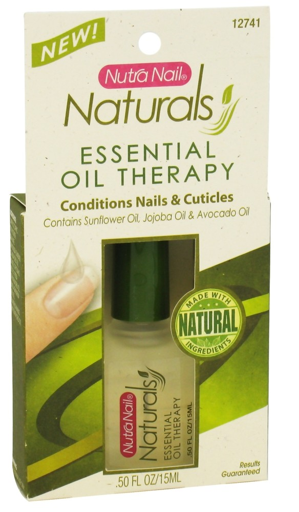 Nutra Nail - Naturals Essential Oil Nail Therapy - 0.5 oz.
