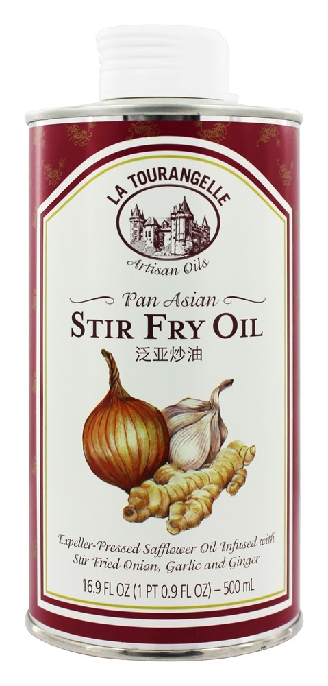 La Tourangelle - Pan Asian Stir Fry Oil - 16.9 oz.