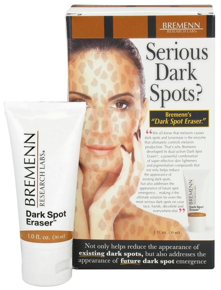 Bremenn Research Labs - Dark Spot Eraser Cream - 1 oz.