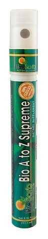 BioSorb Nutraceuticals - Bio A to Z Supreme Spray - 0.45 oz.