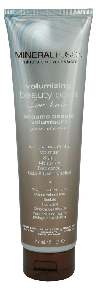Mineral Fusion - Beauty Balm For Hair Volumizing - 5 oz.