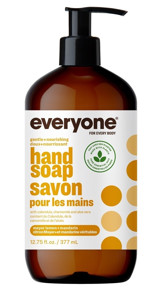 EO Products - Everyone Liquid Hand Soap Meyer Lemon + Mandarin - 12.75 oz.