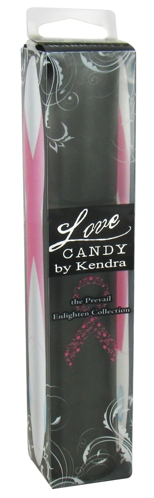 Evolved Novelties - Love Candy by Kendra Enlighten Collection The Prevail Personal Massager White