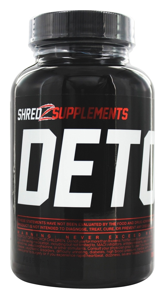Shredz Supplements - Alpha Multivitamin - 60 Capsules