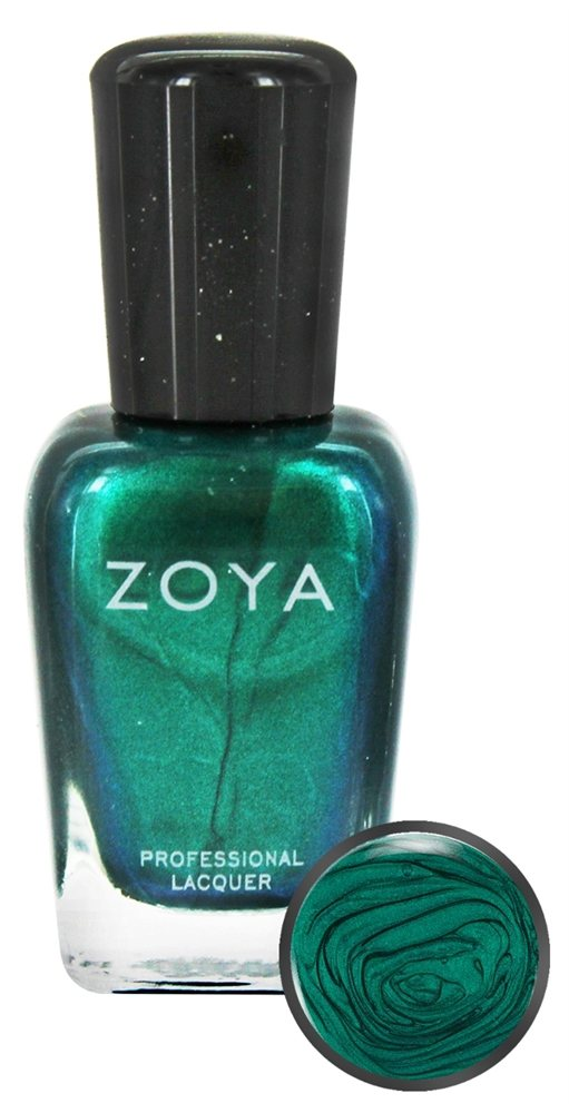 Zoya - Nail Polish Cashmeres & Satins Fall Collection Giovanna - 0.5 oz.