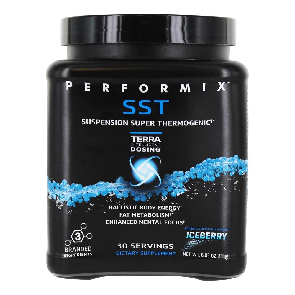 Performix - SST Suspension Super Thermogenic Powder - 30 Scoops