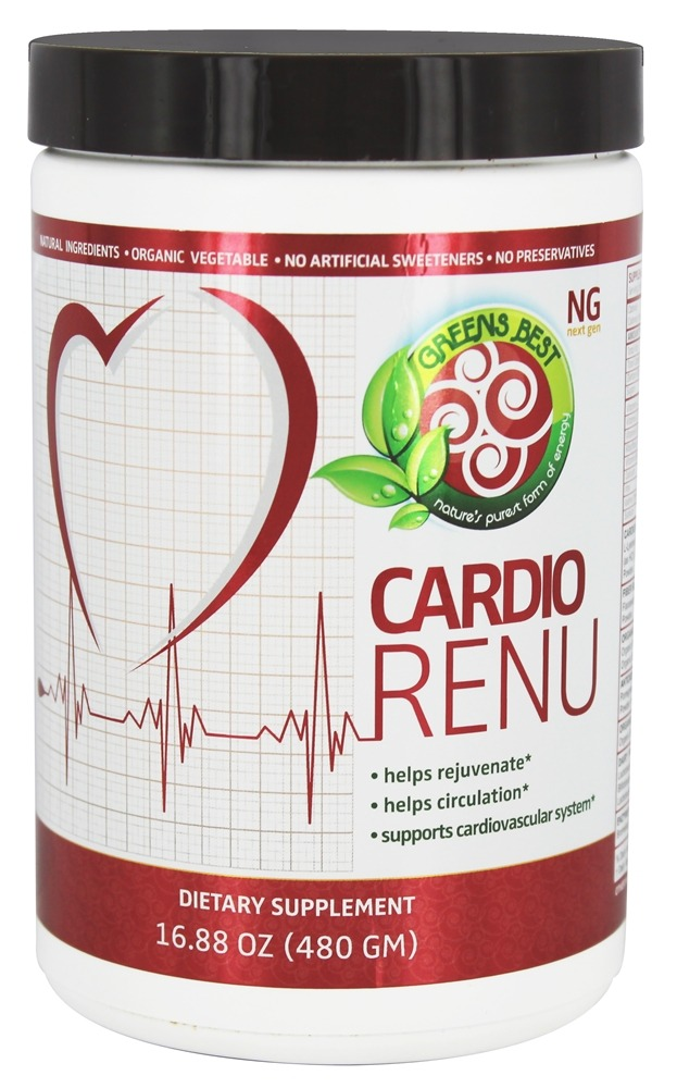Mahima for Life - Cardio Renu Powder - 16.88 oz.