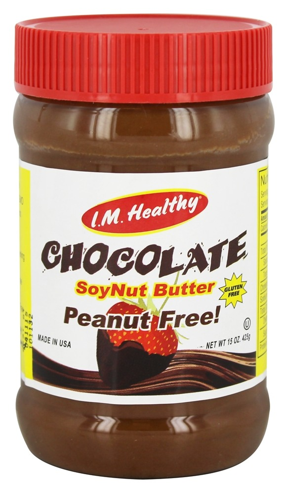 I.M. Healthy - SoyNut Butter Chocolate - 15 oz.
