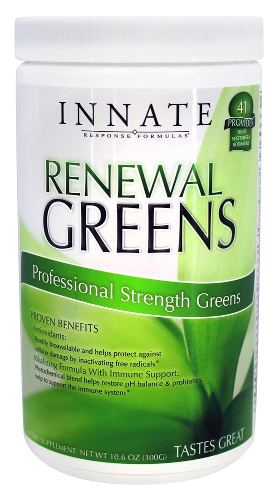 Innate Response Formulas - Renewal Greens - 10.6 oz.