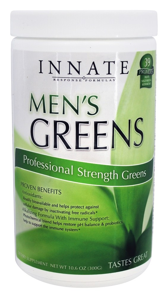 Innate Response Formulas - Men's Greens - 10.6 oz.