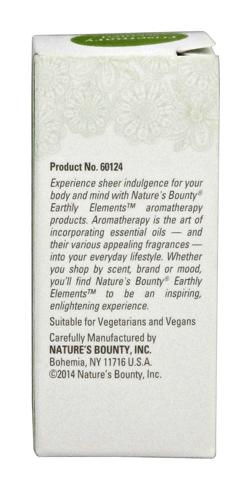 Nature S Bounty Earthly Elements Aromatherapy Rosemary
