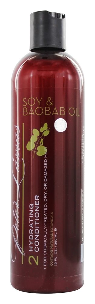 Peter Lamas - Naturals Soy & Baobab Oil Hydrating Conditioner - 12 oz.