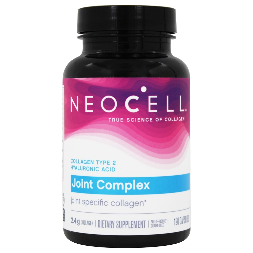 Neocell Laboratories - Collagen Joint Complex Type 2 - 120 Capsules Formerly Immucell
