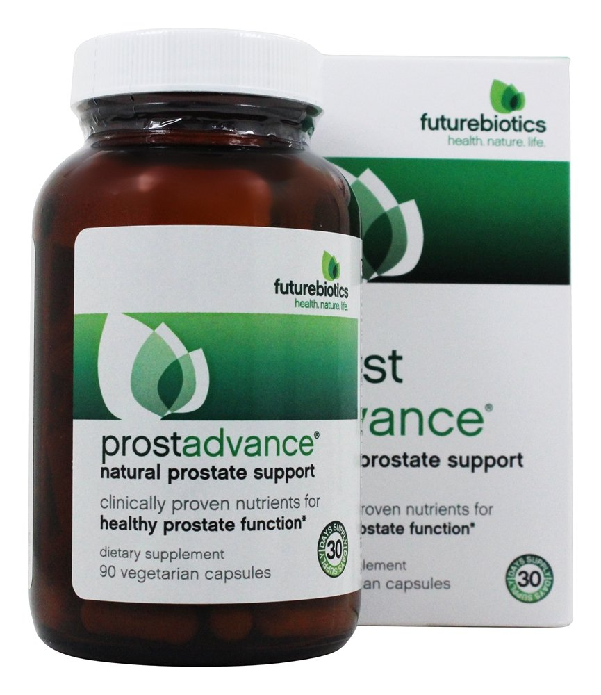 Futurebiotics - ProstAdvance Natural Prostate Support - 90 Vegetarian Capsules