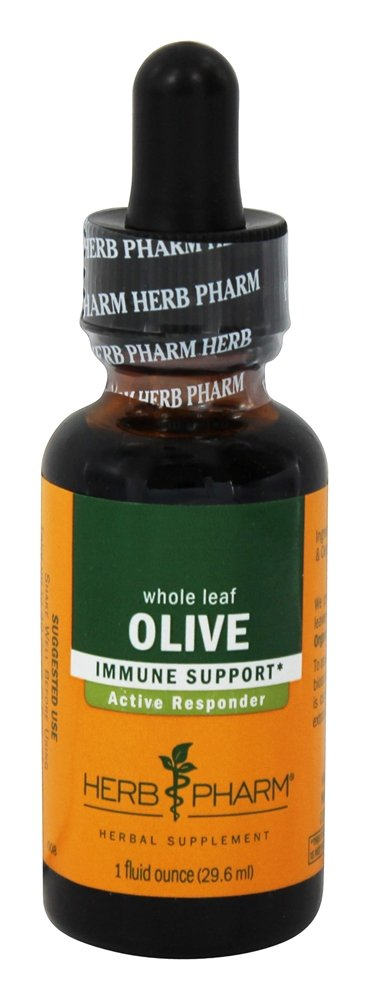 Herb Pharm - Olive Extract - 1 oz.