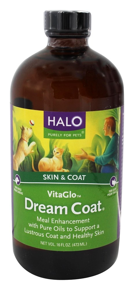 Halo Purely for Pets - VitaGlo Dream Coat - 16 oz.