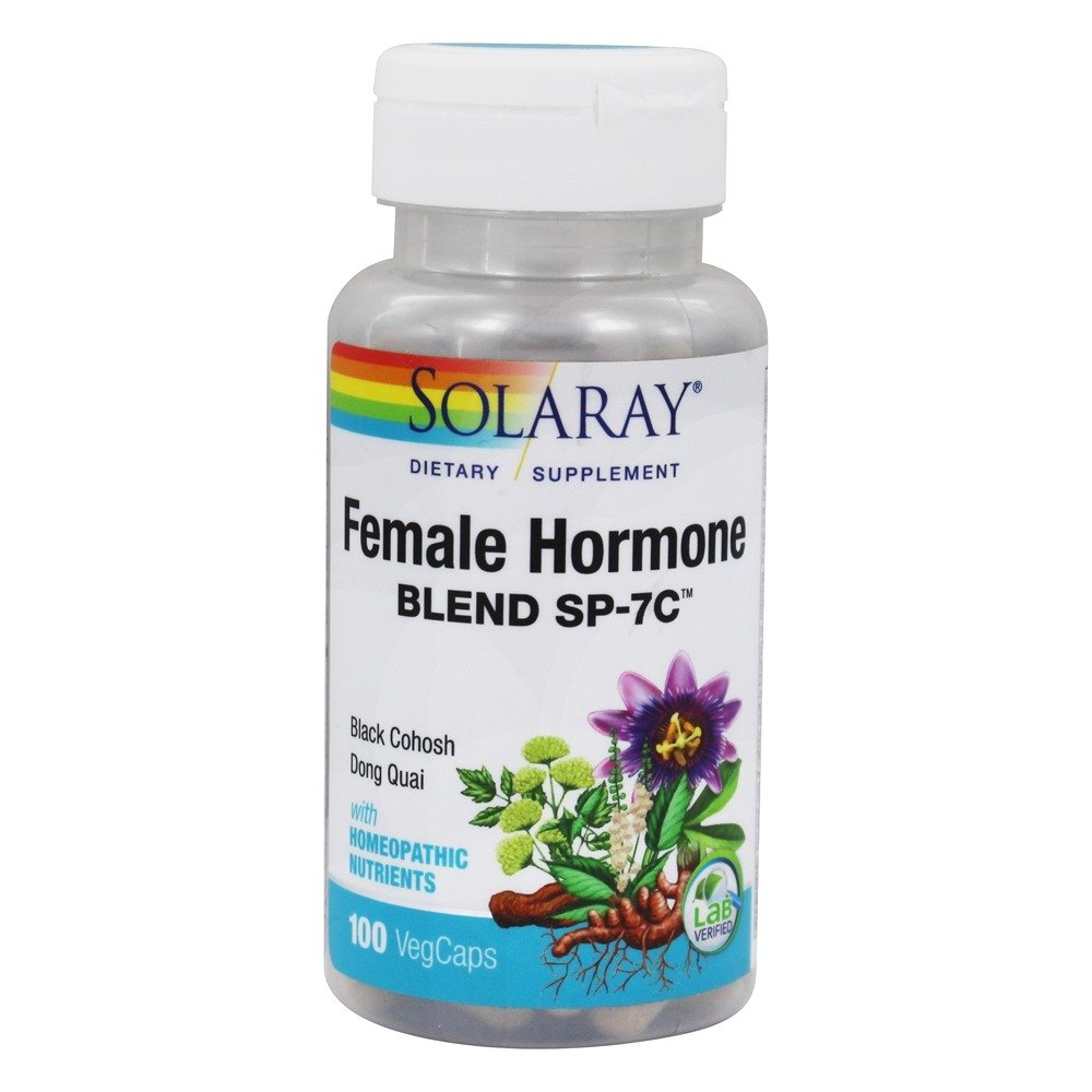 Menopause Formulas Vitamins and Supplements