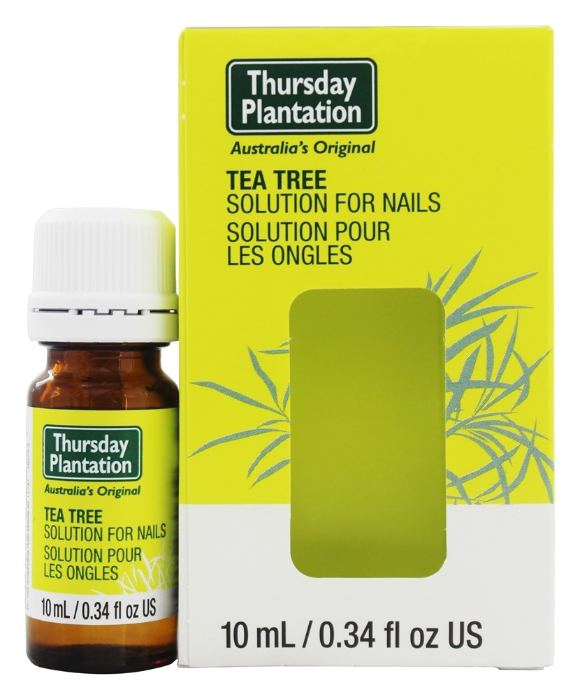 Thursday Plantation - Tea Tree Solution for Nails - 0.34 oz. formerly Anti-Fungal Treatment