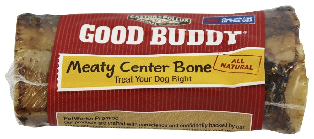 Castor & Pollux - Good Buddy All Natural Meaty Center Bone - 5 oz. - formerly Wet Nose