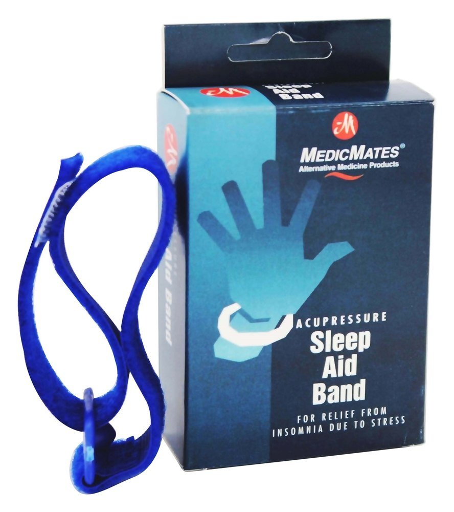 MedicMates - Acupressure Sleep Aid Band Deluxe