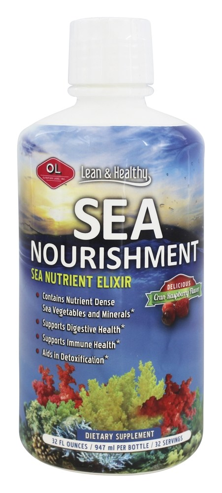 Olympian Labs - Sea Nourishment - 32 oz.